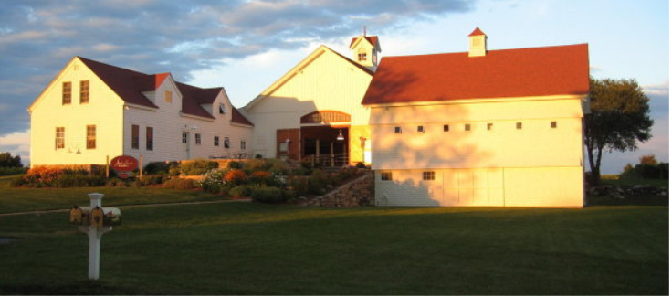 Venue Spotlight: Jonathan Edwards Winery